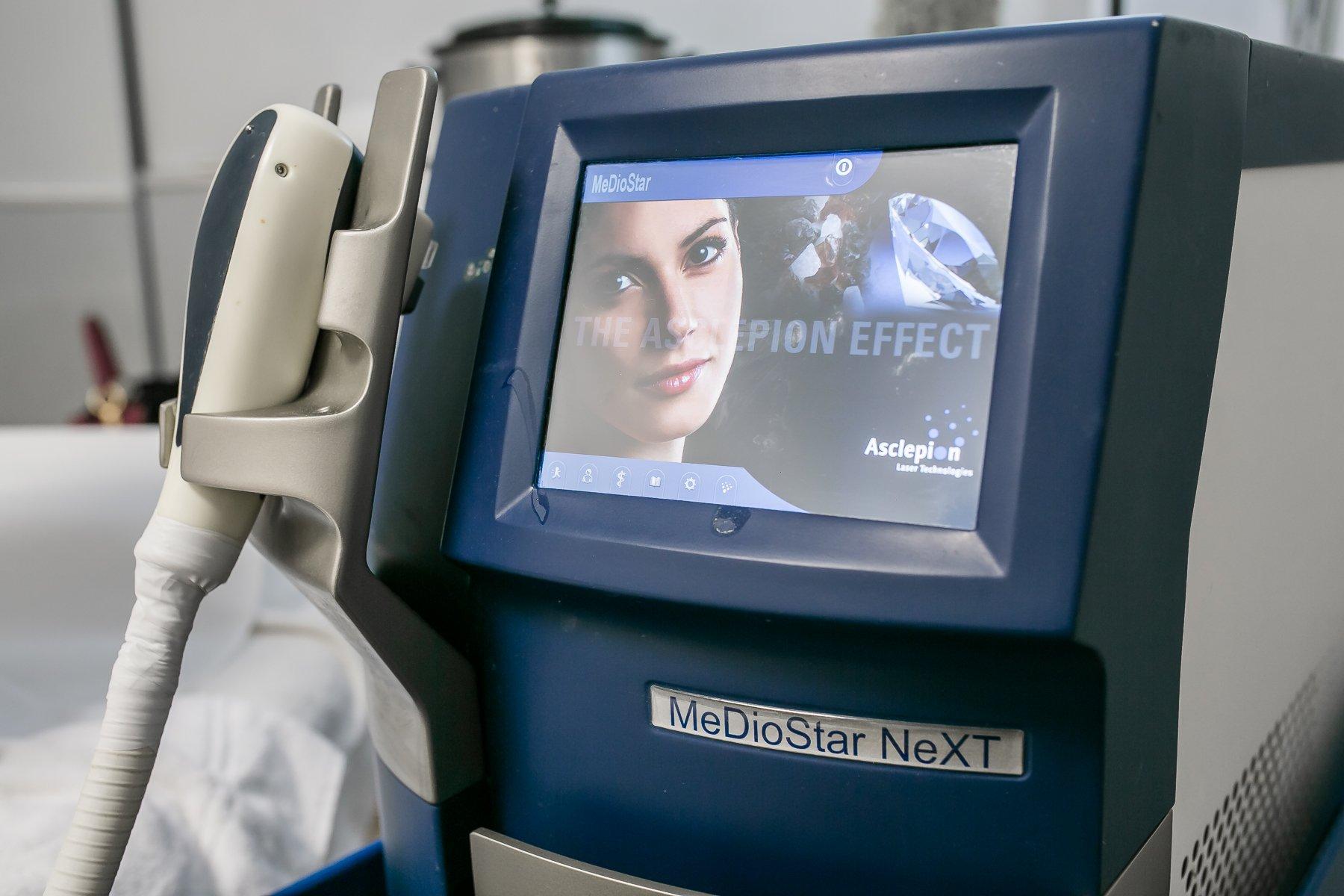 Aquapoint & Beauty Roma: l'epilazione laser
