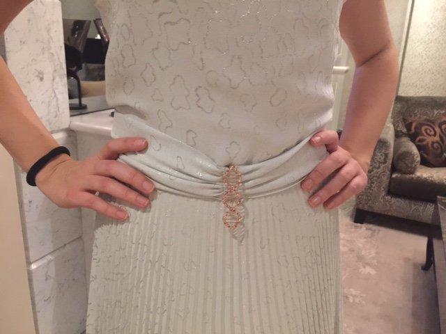 Gli abiti gioiello di Roxana Pansino