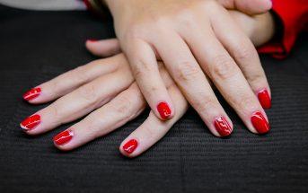 La manicure di Natale 2016 da Pro Fashion Nails