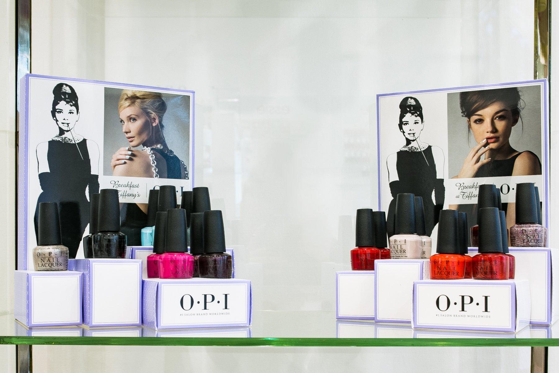la collezione Inverno 2017 di OPI