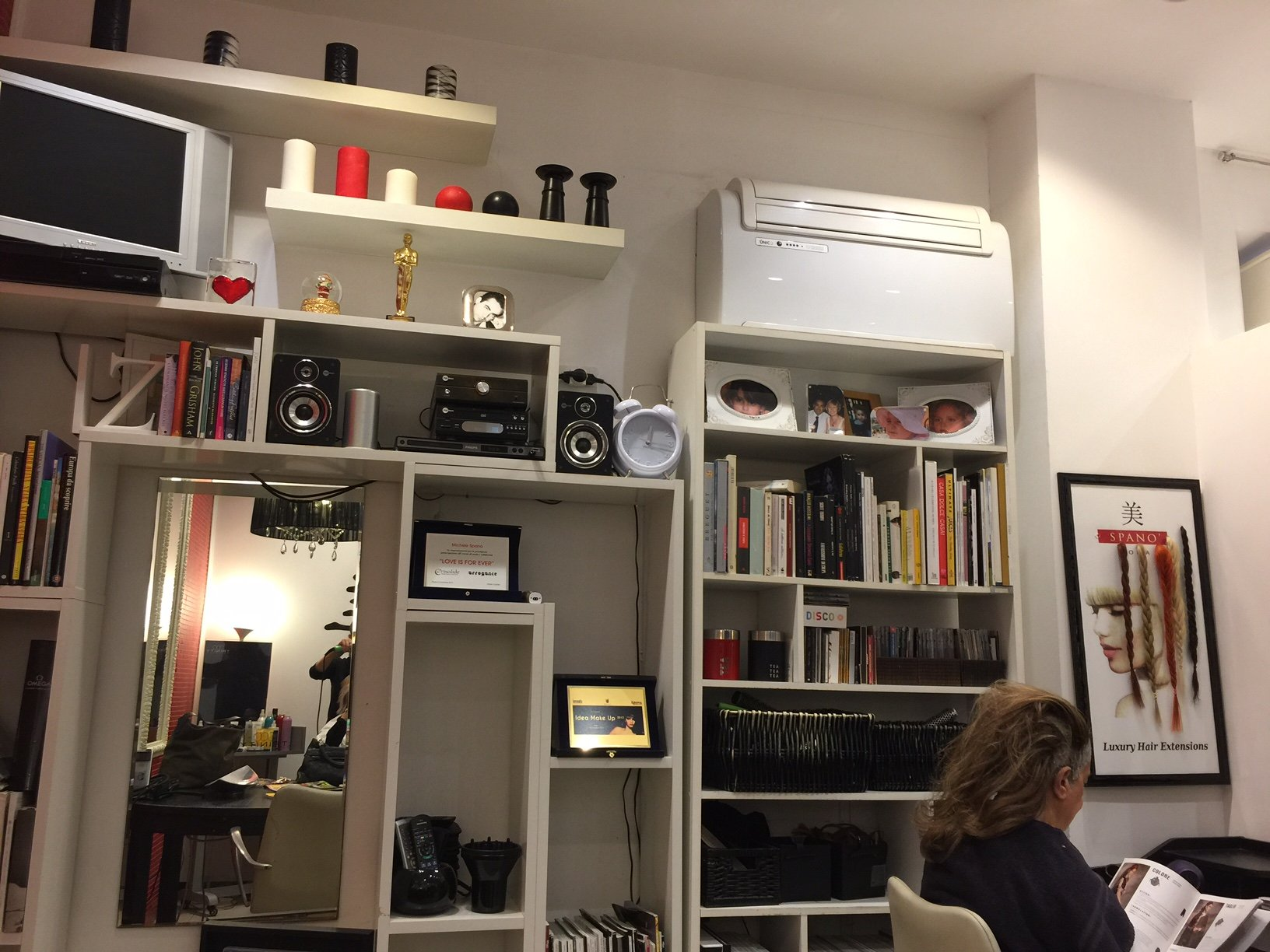 Il salotto di Michele Spanò
