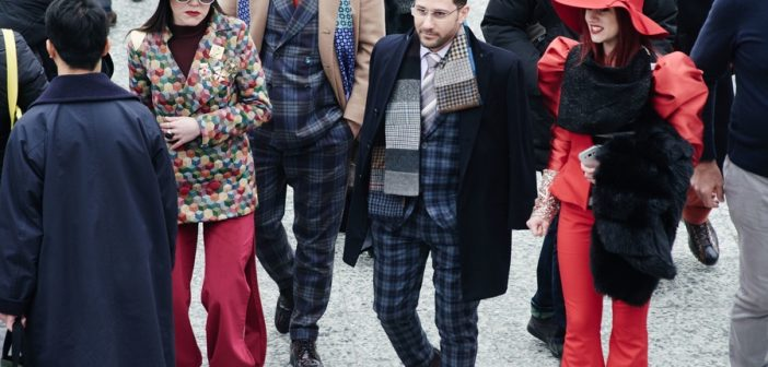 #PittiPeople: i Look più Cool di Pitti Uomo 91