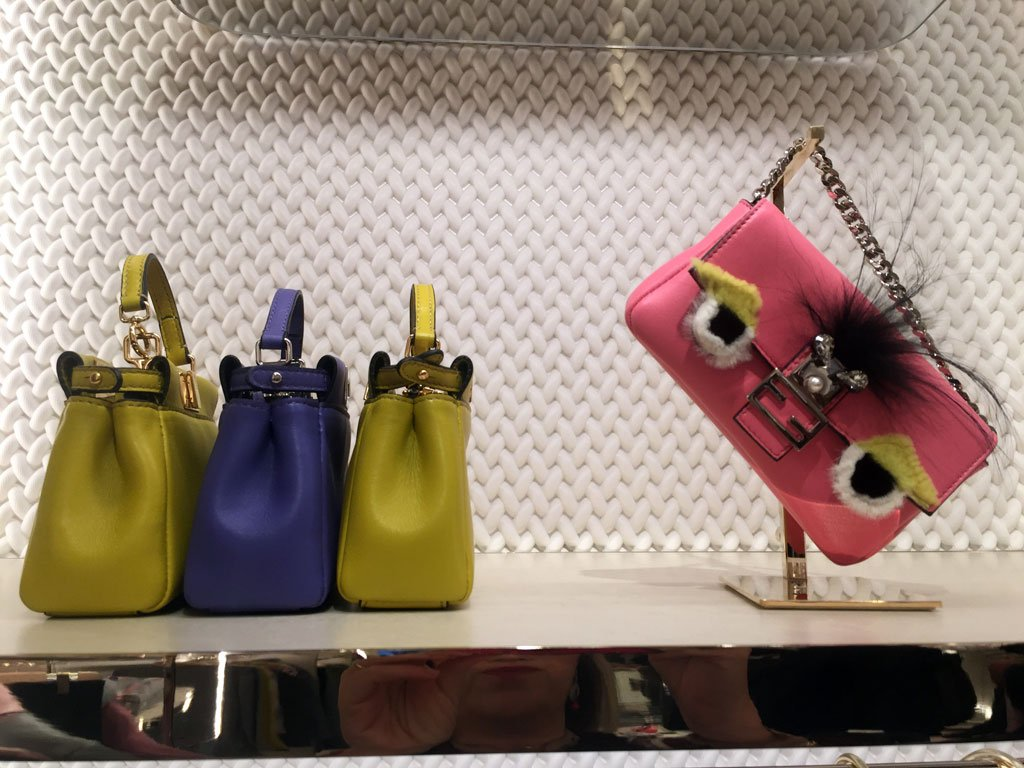 Nella boutique Fendi Kids