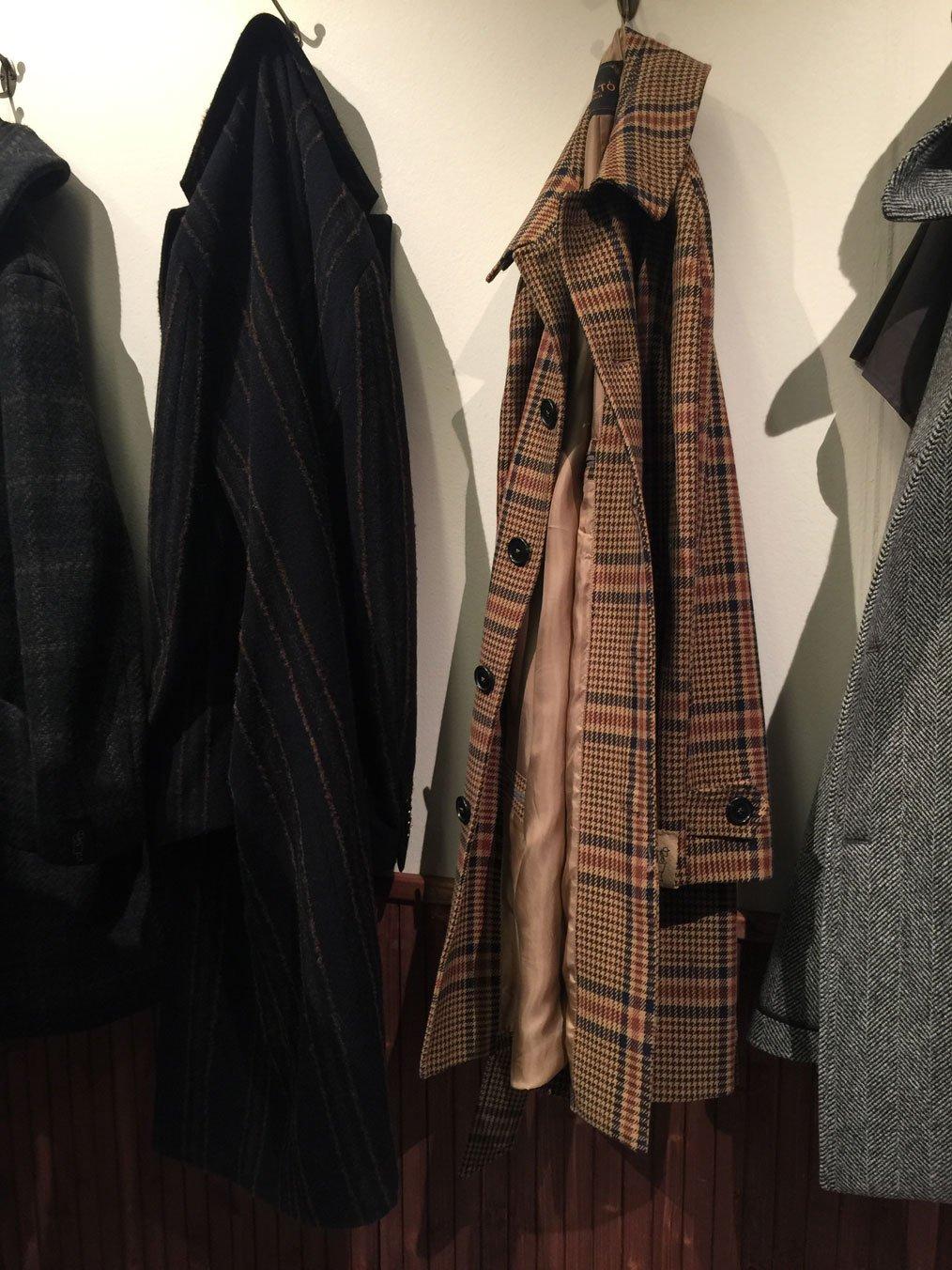 Cappotto Uomo Paltò Autunno Inverno 2017 2018