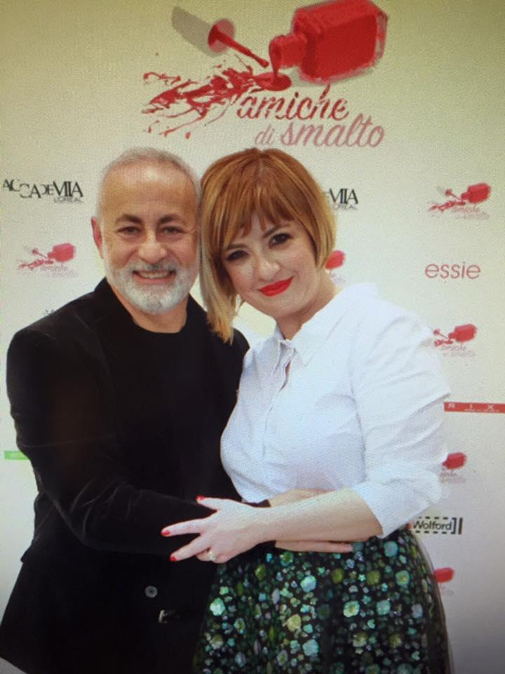 Claudia Mammalella e Michele Spanò