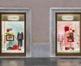 Fendi Kids apre a Roma una Boutique Spaziale
