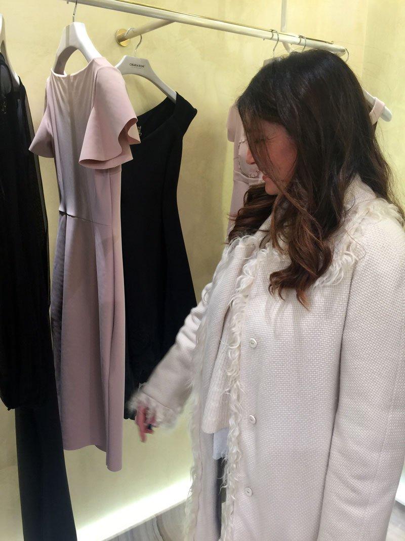 Nella Boutique Chiara Boni