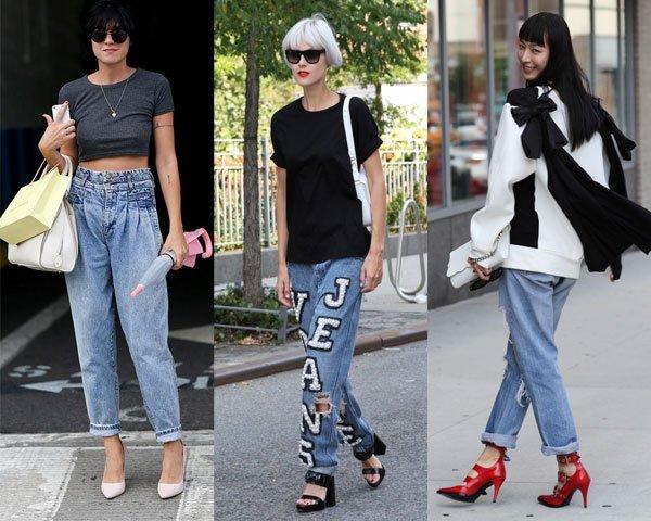 Jeans 2017: il modello boyfriend style