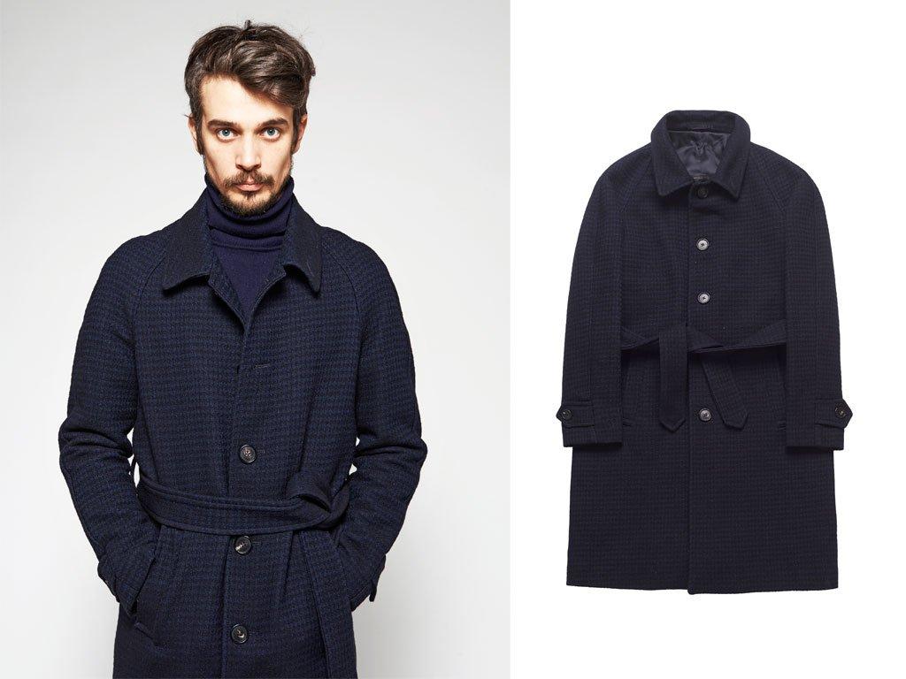 Cappotto uomo inverno 2017