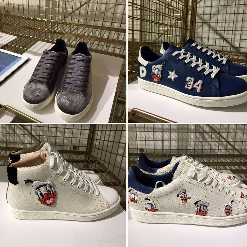 Sneakers Moa - Master of Art