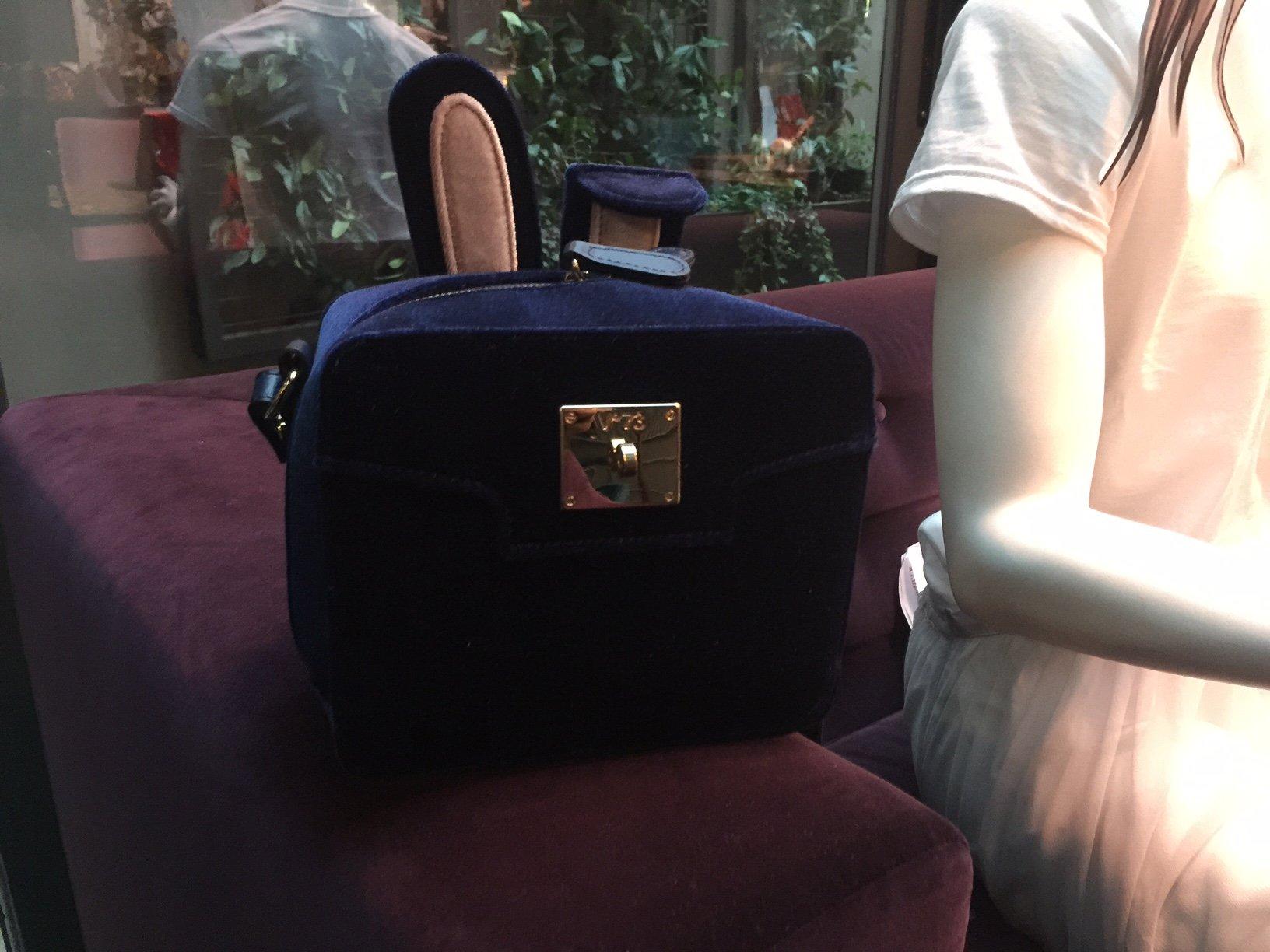 Le borse di V°73