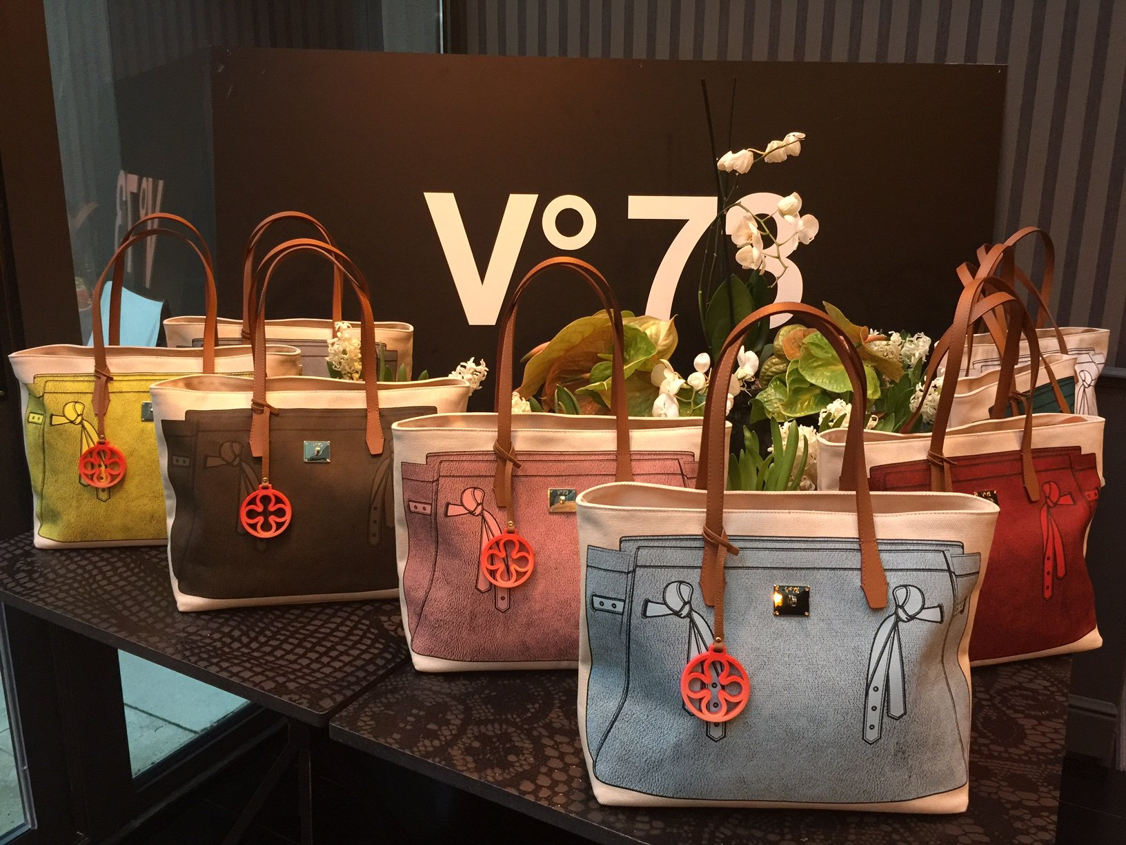 Le nuove shopping Bag V73