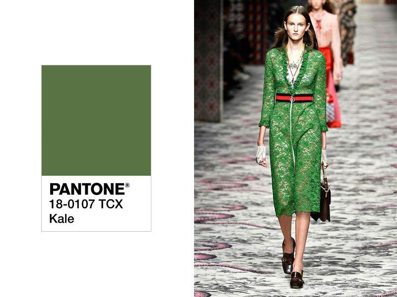 Colori moda primavera estate 2017 le tendenze e le for Verde pantone 2017
