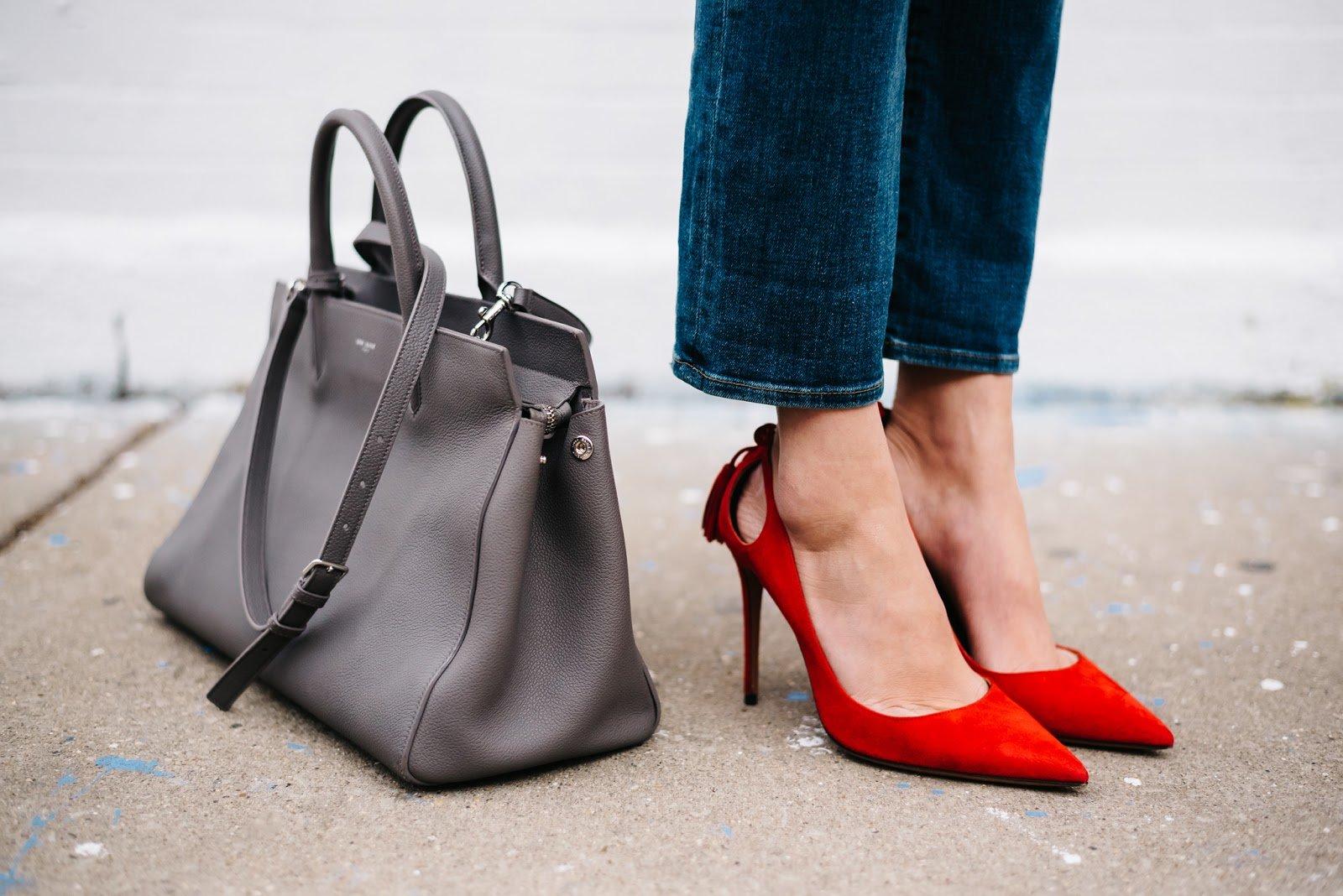 online retailer 50404 70af1 Scarpe Rosse: i Modelli Hot per Donne Chic o Femme Fatale