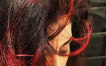 Capelli rossi: tendenza Color Fire Red