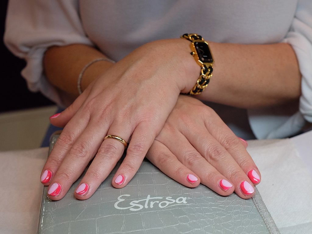 Nail art Estrosa