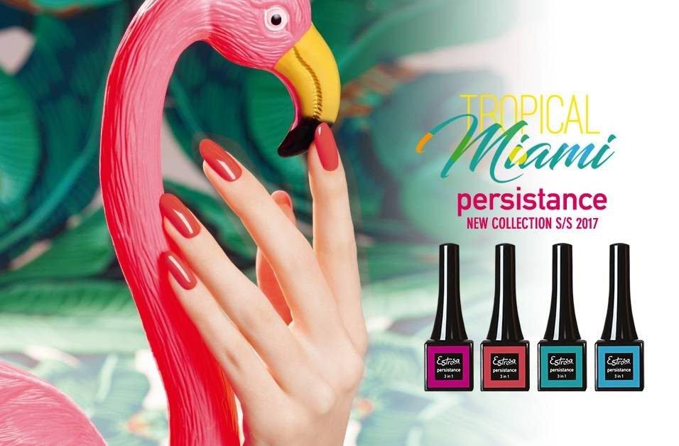 Colori smalti estate 2017: tropical Miami di estrosa