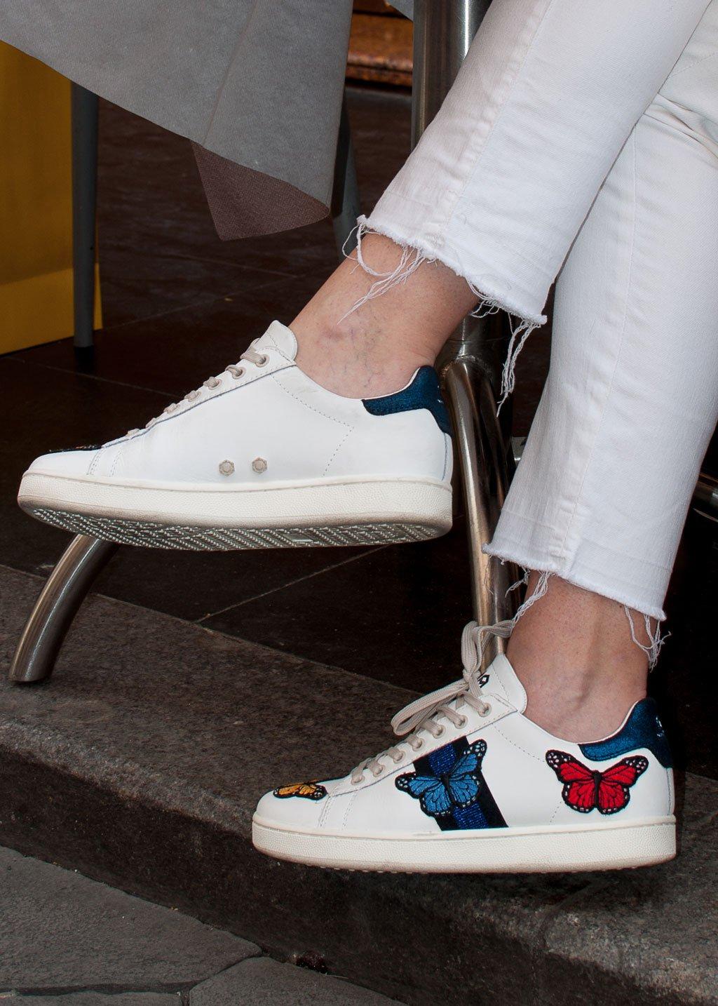 Sneaker ricamate Moa Master Of Art
