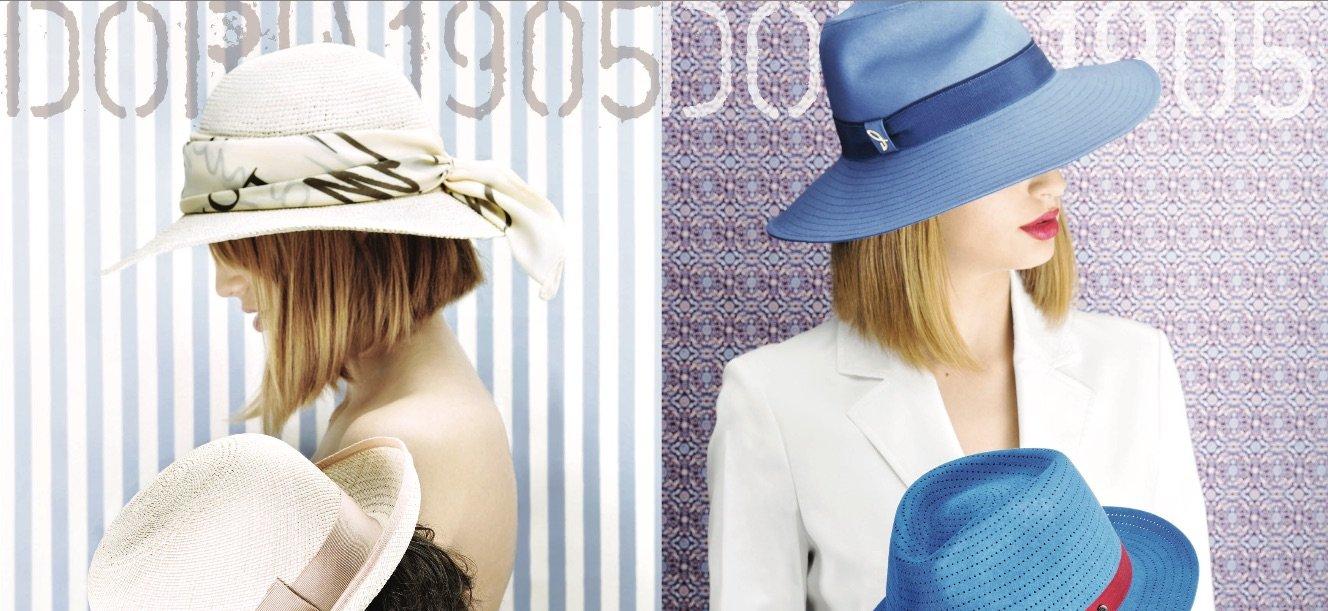 cappelli Doria 1905 primavera estate 2017