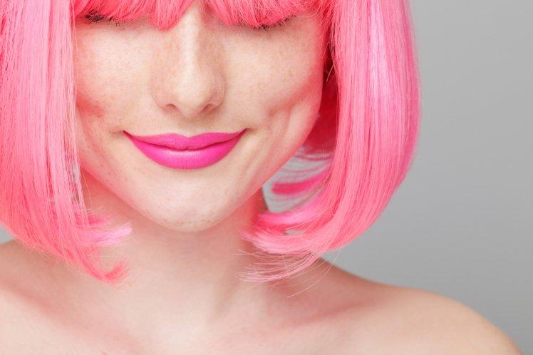 Capelli Rosa Come Fare Le Tonalità Pastello E Super Pink