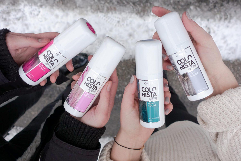 I prodotti per colorare i capelli