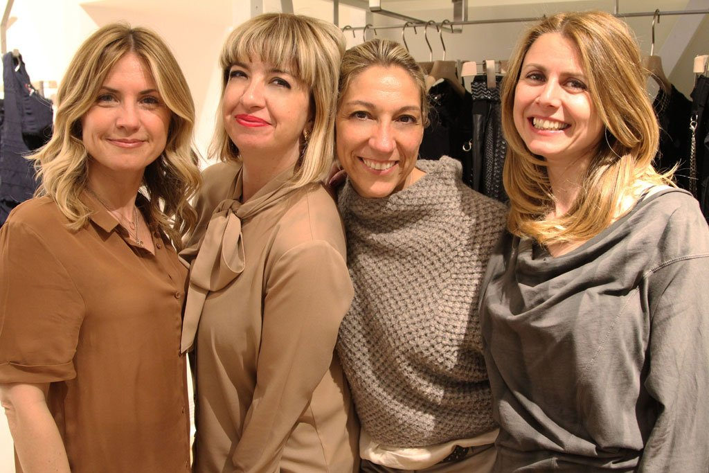 Nella boutique High a Roma