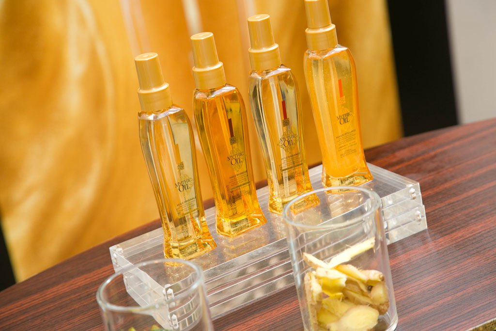 Rituali di bellezza con Mythic Oil