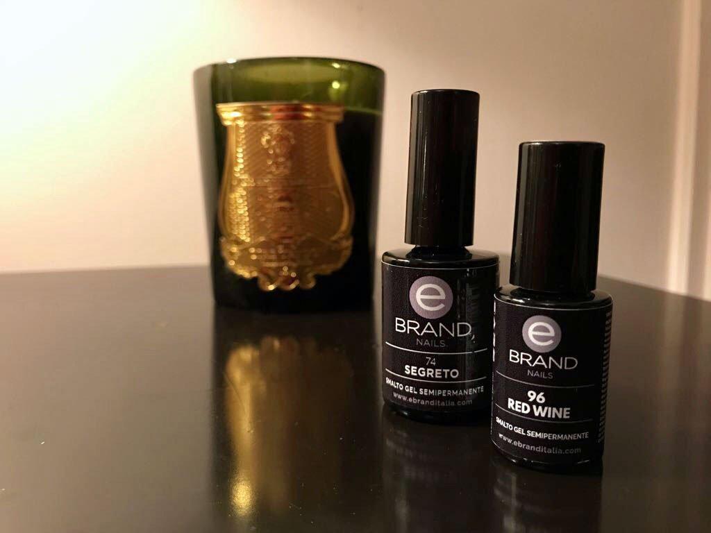 Prodotti per gli smalti semipermanenti di Ebrand Nails