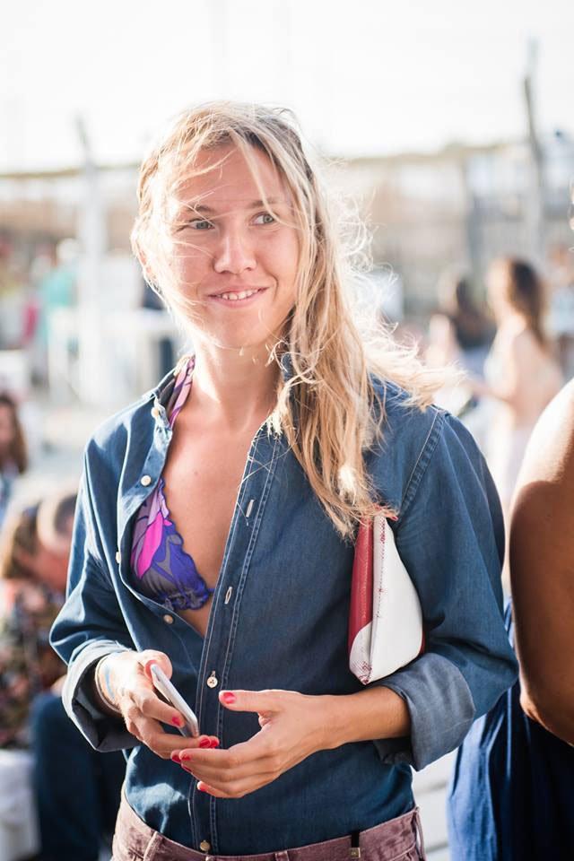 Look da festa in spiaggia: la camicia
