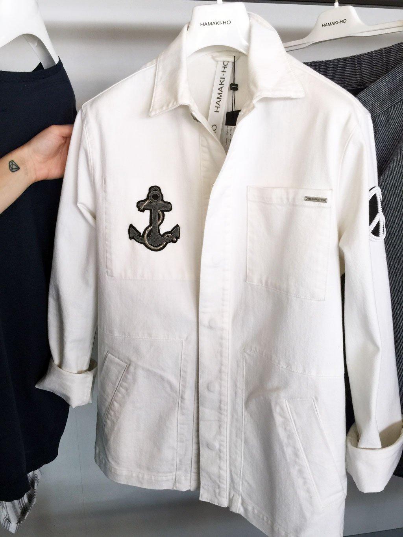 Camicia di Hamaki-Ho
