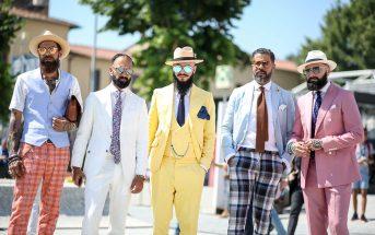 Pitti Uomo 92: tutti i look