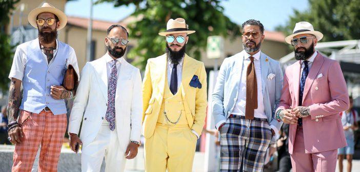 Pitti Uomo 92: Gli Outfit di #PittiPeople