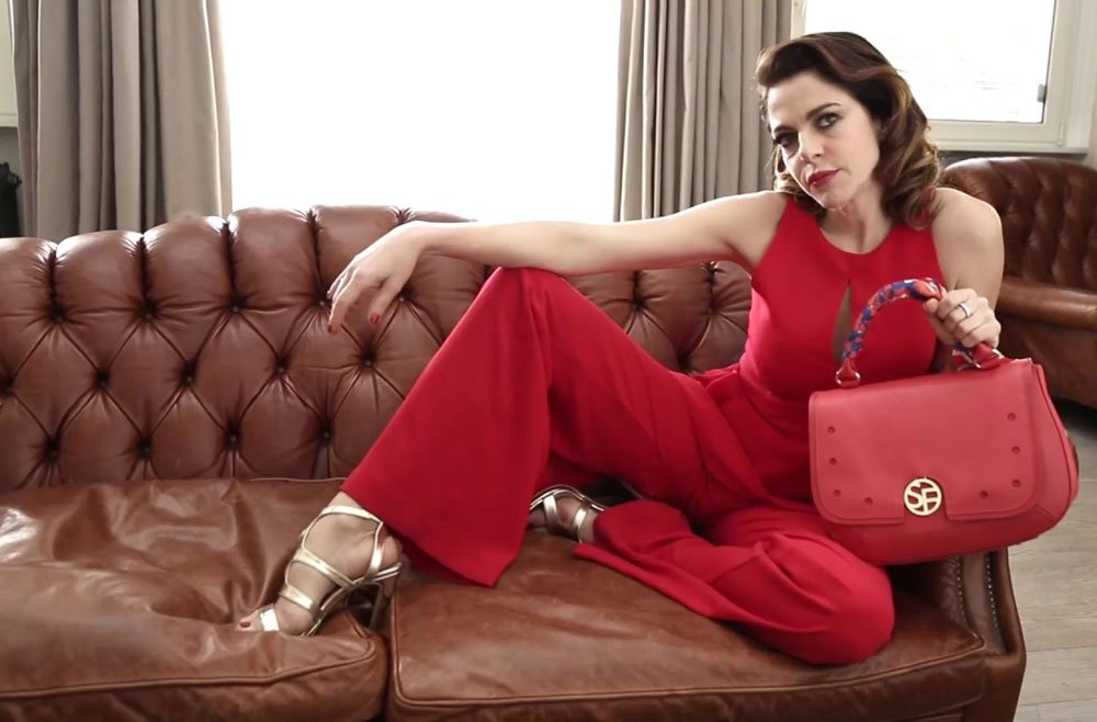 Sandro Ferrone Primavera Estate 2017  una Collezione Red Passion 1120bea8adb