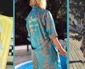 Kimono da Spiaggia: il Nuovo Trend della Moda Mare Estate 2017