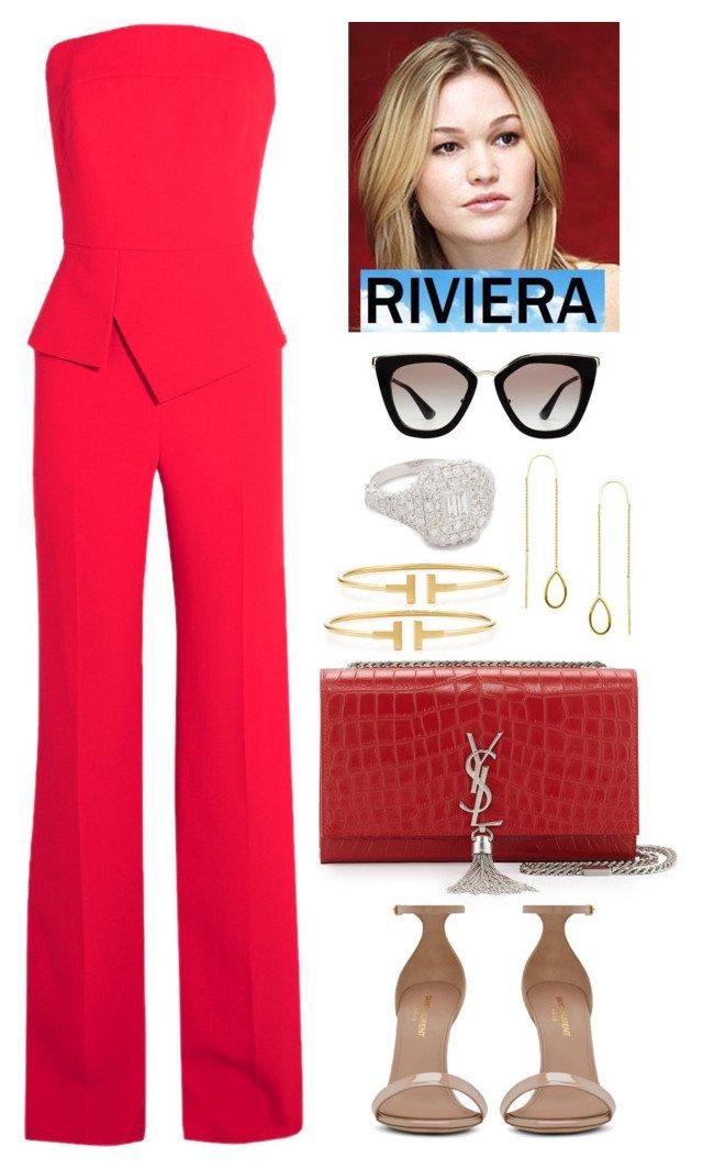 Riviera Look: gli abiti dei personaggi