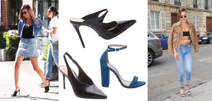 Al Passo con Bella Hadid e la Shoes Collection di Schutz