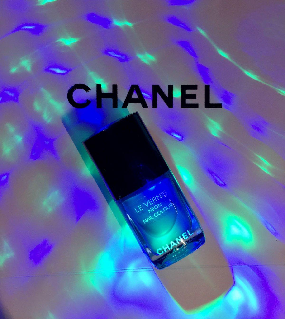 Le Vernis Electric Blu