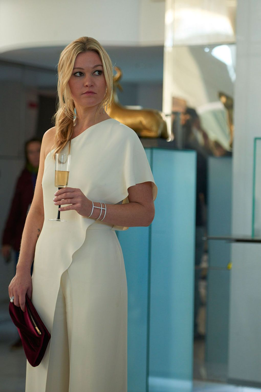 La tuta di Georgina indossata nella serie tv