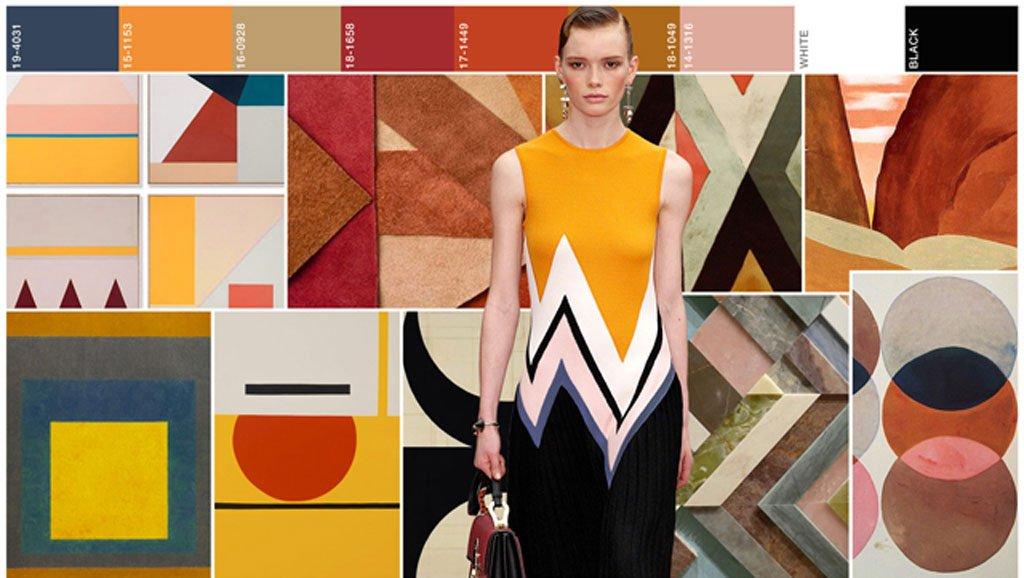 Colori moda autunno inverno 2017-2018