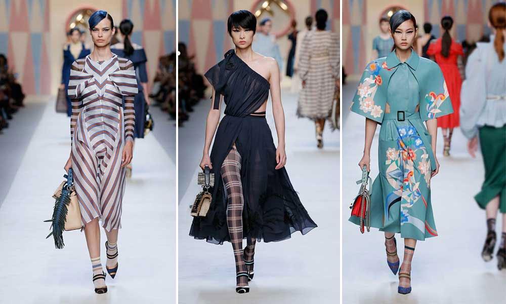 moda donna primavera estate 2018: le stampe