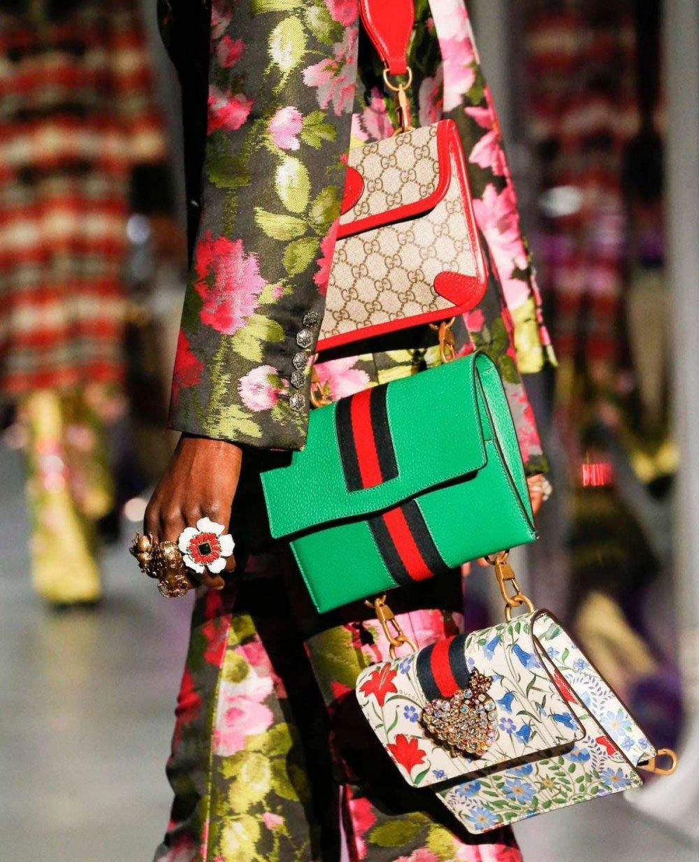 Trio Bags: tracolle di Gucci