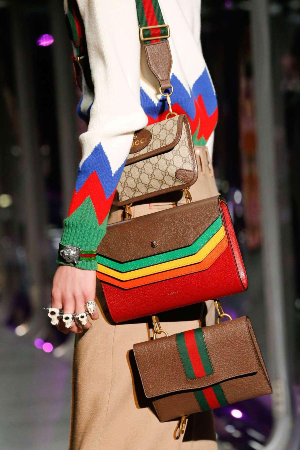 Trio bags di Gucci