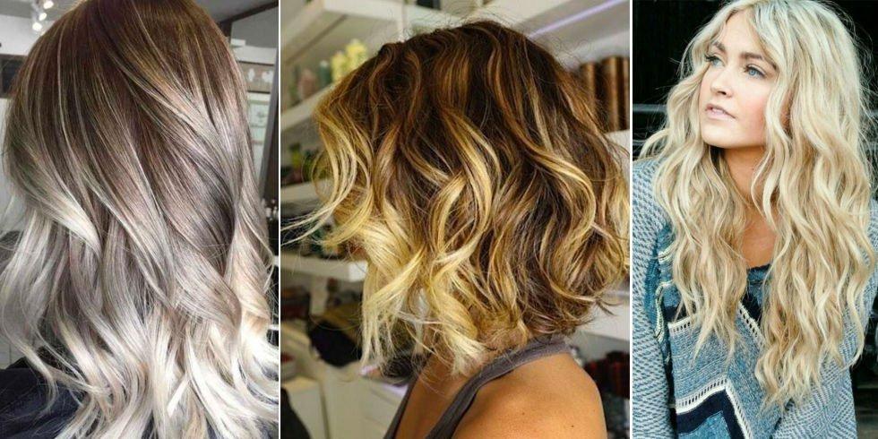 Immagini tagli capelli primavera 2018