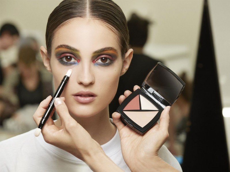 Make up chanel autunno 2017