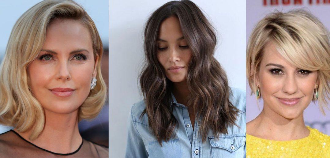 Tagli capelli medi di tendenza