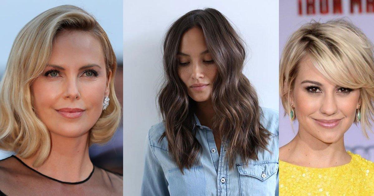 Tagli capelli corti mossi 2019 donne foto