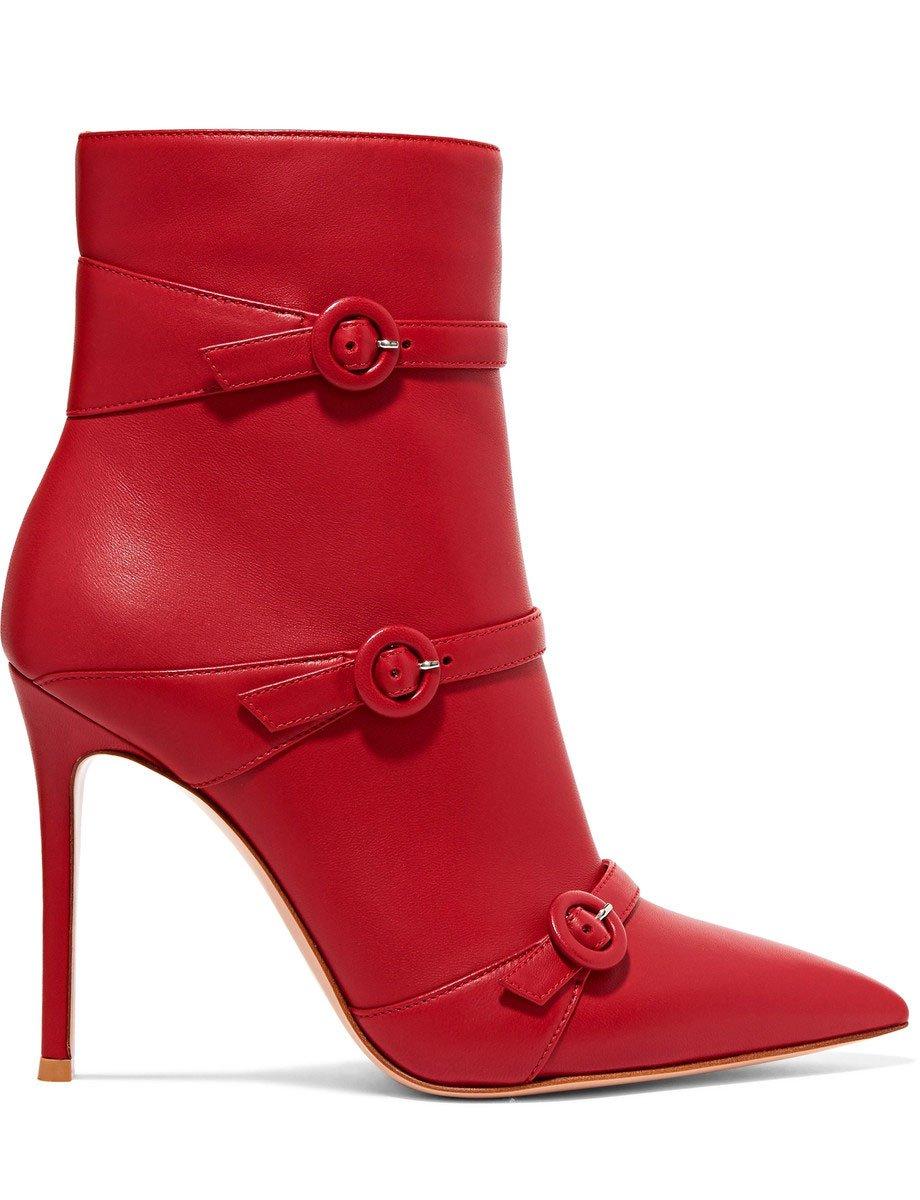 Tendenza scarpe: ankle boots di Gianvito Rossi