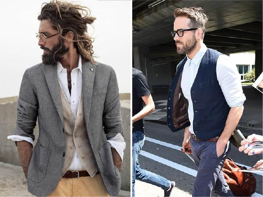 Il gilet come tendenza per la moda maschile
