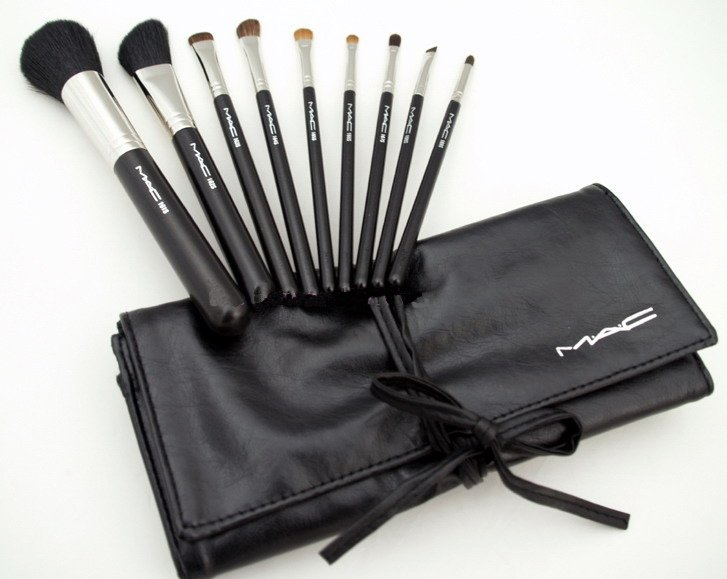 Set di pennelli per il make up Mac Cosmetics