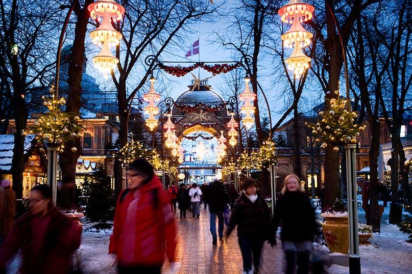 Vacanze di Natale 2017: Copenaghen
